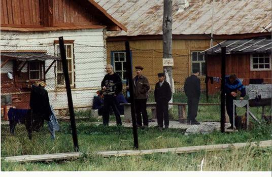 A modern gulag
